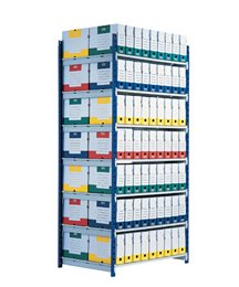 PF- SHELVING RANGECO – ADD-ON UNIT- 200X100X70
