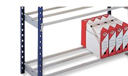 PF-PACK OF 2 STEEL SHELVES – 100X70