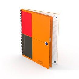 Oxford International NoteBook, B5, linjeret