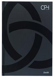Bantex – CPH Copenhagen Notebook A4, rutat