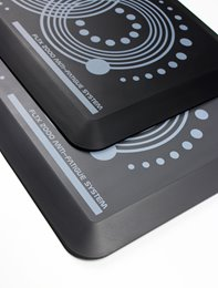 AFS-TEX 2000 Ergo matte 40×60, svart