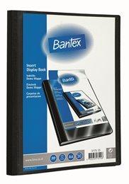 Bantex Demomappe med Indstik – 20 lommer